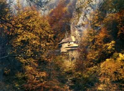 Crna Reka in Autumn