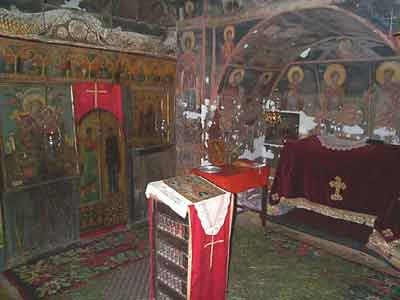 Crna Reka Monastery Church