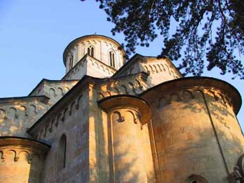 Decani church