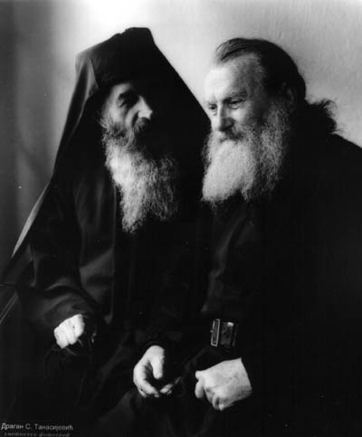 Fr. Cyril and Fr. Nicholas