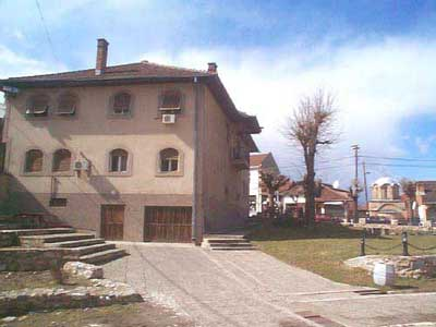 Bishop's Residence in Prizren