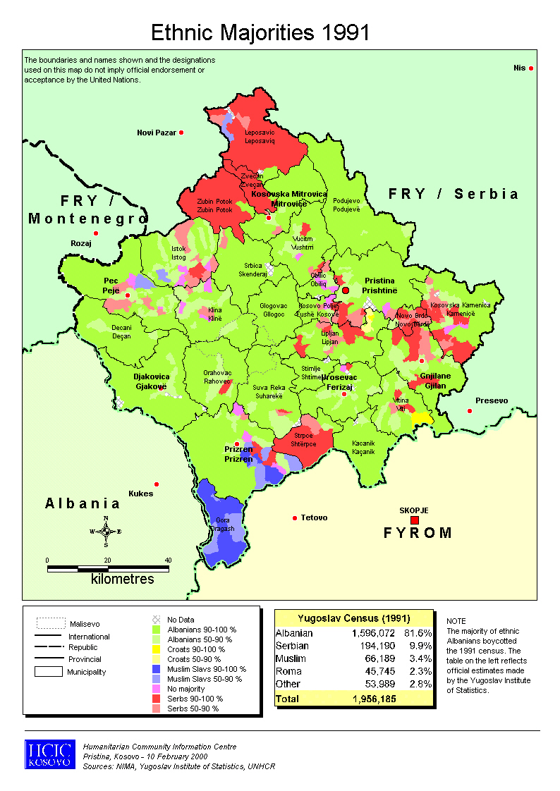 a report on the kosovo conflict The war crimes in the kosovo war were a series of war crimes committed during the kosovo war (early 1998 – 11 june 1999) yugoslav security forces killed many albanian civilians during the war yugoslav security forces killed many albanian civilians during the war.