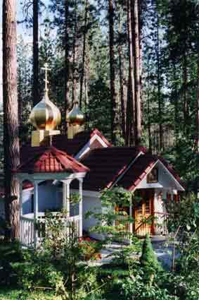 Orthodox Convent in California