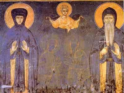 St. Symeon and St. Anastasia