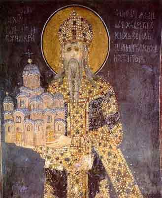 St. King Milutin