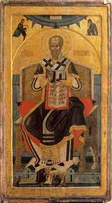 St. Nicholas, 16th century