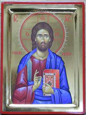 Icon of the Lord