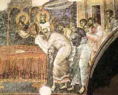 Communion of Apostles