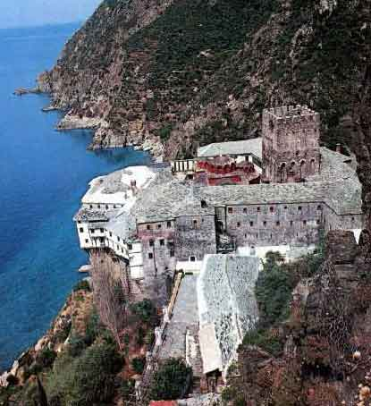 Monastery of Dionisiou