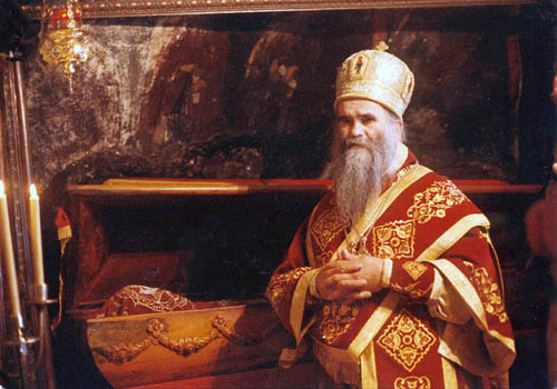 Bishop Amfilohije - The guardian of Orthodoxy in Montenegro