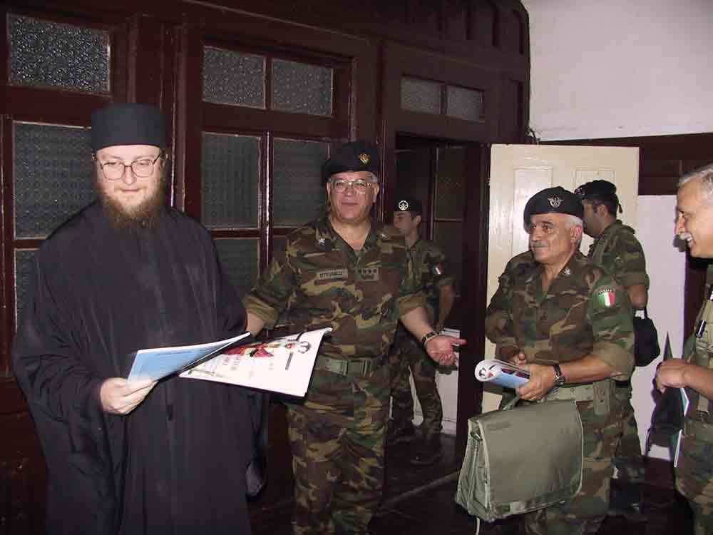 Gen Ottogalli in Decani