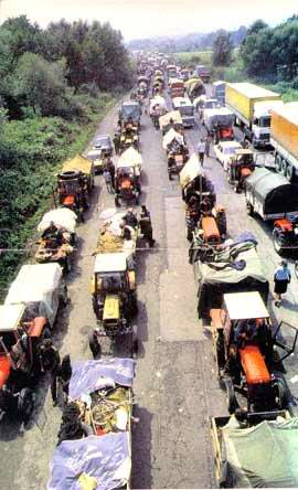 Serb Exodus from Croatia, 1995