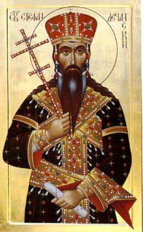 St. King Stephan of Decani