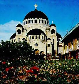 St. Sava's Cathedral