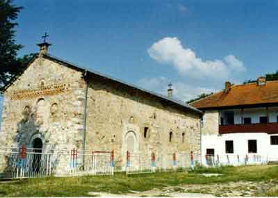 The Holy Trinity Monastery Before the Destruction