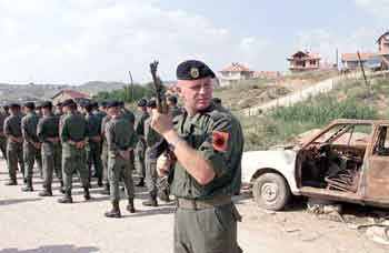 Kosovo Protection Corps