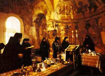 a cenobitic monastery