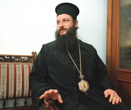 His Beatitude Archbishop Jovan VI – Primate of the of the Autonomous Orthodox Ohrid Archbishopric of the Serbian Orthodox Church